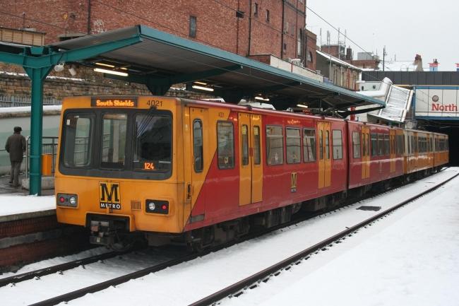 Tyne And Wear Metro. Tyne amp; Wear Metro