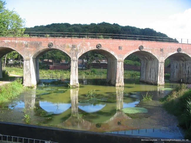 Viaduct at Coalbrookdale