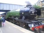 LNER A3 4472 Flying Scotsman at Scarborough